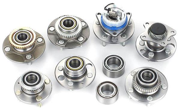 Hubs & bearings
