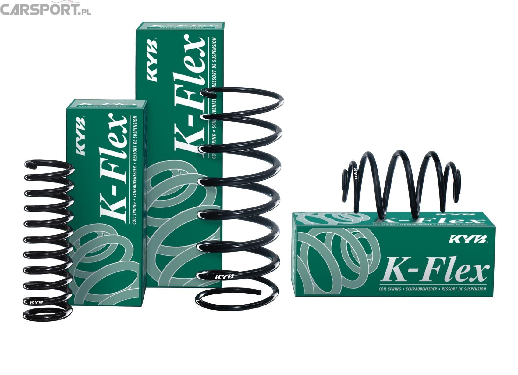 Sprężyna Kayaba do Subaru Forester (SG) 02-08 tył