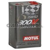 Olej silnikowy 15W50 Motul Competition 300V 5L