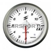 Wskaźnik EGT DSD 52mm biała tarcza