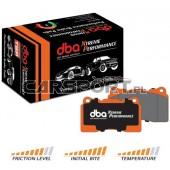 Klocki hamulcowe DBA Xtreme Performance Subaru Impreza MY99 / WRX 2001-2007 (Tył)
