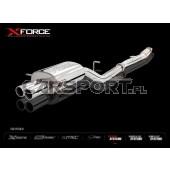 Wydech X-FORCE do Impreza WRX/STI 01-07