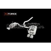 Wydech X-FORCE do Impreza WRX/STI 15- Varex
