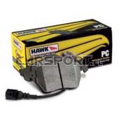 Klocki hamulcowe Hawk Ceramic Subaru Impreza MY99 / WRX 2001-2007 (Tył)