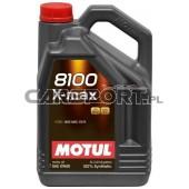 Olej silnikowy 0W40 Motul 8100 X-Max  5L
