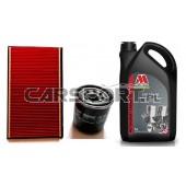 Pakiet olejowy Millers CFS 10w60 + filtry KNECHT