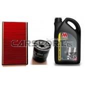 Pakiet olejowy Millers CFS 10w60NT + filtry KNECHT