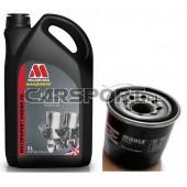 Pakiet olejowy Millers CFS 5w40 + filtr oleju