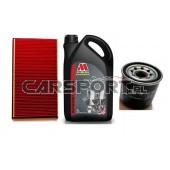 Pakiet olejowy Millers CFS 5w40 + filtry KNECHT