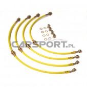 Przewody hamulcowe w oplocie Subaru Impreza WRX/STI 01-07