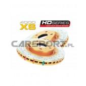 Tarcze hamulcowe DBA 4000 XS multi PCD do STI tylne 01-07